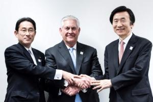 첫 만남에 성명까지… 북핵 해결 위한 트럼프 의지