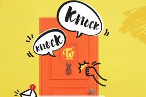 컴백 앞둔 트와이스, 'Knock Knock'(낙낙) 티저 모아보기