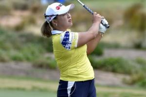 장하나, 시즌 첫 LPGA 우승...첫 한국 선수