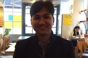 인도 출신 국문학 박사 '힌디어 교수님' 변신