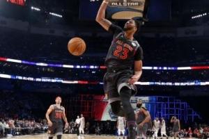 [NBA 올스타전] 앤서니 데이비스 52득점 ASG 역사를 고쳐 쓰다