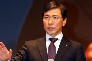 안희정 '朴대통령 선한 의지' 발언… 야권 대선주자들 십자포화