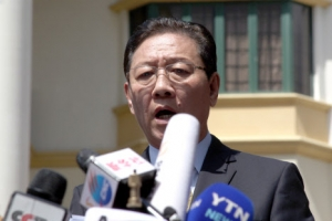 말레이시아, '김정남 암살 갈등' 강철 北대사 추방