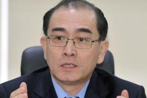 '암살위험 1순위' 태영호, 공식활동 중단…기존 일정도 취소