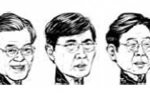 文·安·李 지지율 합계 첫 60% 돌파