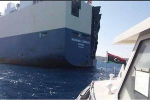 """한국 화물선, 리비아 억류됐다 나흘만에 풀려나…""""불법 수역 침입 혐의"""""""