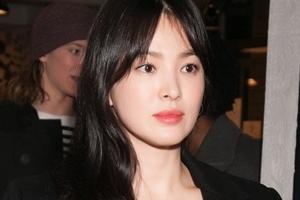 송혜교, 시진핑 주최 문재인 대통령 국빈만찬 참석