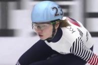 (영상) 심석희, 여자 1,000m 금메달…최민정 銀