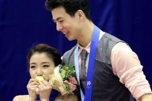 [포토] '우리가 금메달이에요!'