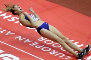 [포토] 女육상 선수들의 아슬아슬한 순간들