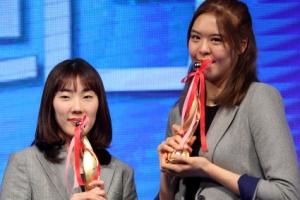 여자농구 정규리그 MVP에 우리은행 박혜진…신인상 박지수