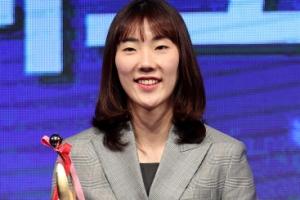 여자농구 MVP 박혜진, 하루에 상금만 1천100만원 수입
