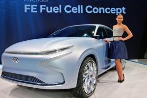 현대차, 제네바서 'FE 수소전기차 콘셉트' 첫 공개