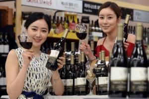 현지 가격보다 저렴하게 美와인 맛보세요
