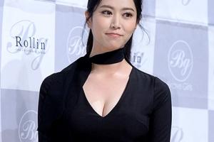 [포토] '브레이브걸스' 하윤, 남심 자극하는 풍만한 몸매