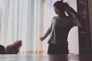 (영상) 이효리 댄스 영상 '화제'