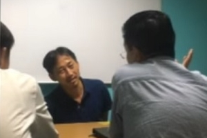"""리정철 만난 北외교관 """"수고했다, 간단치 않은 것인데"""""""