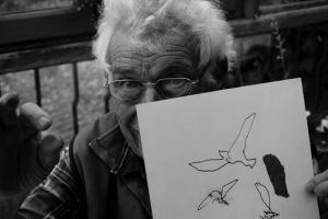 [그 책속 이미지] 존 버거의 마지막 손길… 스케치북 위에 고스란히