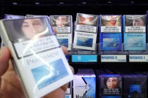 담배 판매량 3개월 연속 감소…흡연 경고그림에 2월 판매량 14%↓