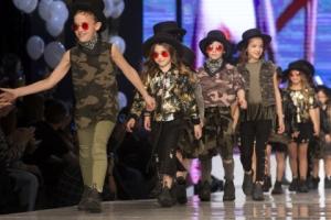 [포토] 스웨그 넘치는 어린이 모델들