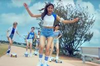 걸그룹 최초 '포카리 걸'에 발탁된 트와이스