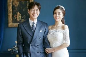 """조우종-KBS 정다은 아나운서 """"부부 됐습니다"""""""