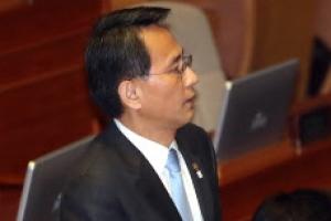 """법무차관 """"최태민 일가 재산조사 공소시효, 국회와 같이 연구"""""""