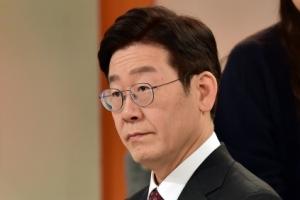 """이재명 """"안희정, 문재인 '전두환 표창' 말 비난 자격 없다"""""""