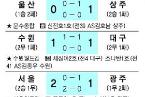 [프로축구] FC서울 '행운의 페널티킥'