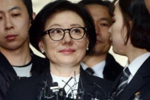 """'신격호 사실혼' 서미경 수십년만 모습 보여…직업 묻자 """"없다"""""""