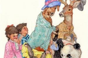 '그림책의 노벨상'  작가들 원화 만나다