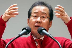非朴 홍준표 vs 親朴 3인 한국당 본경선