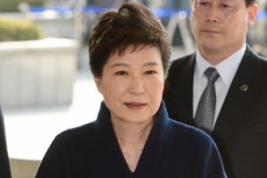 """외신, 박근혜 전 대통령 소환 긴급타전…""""구속될 수도"""""""
