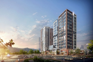 GS건설이 짓는 '광명역자이타워' 상업시설·지식산업센터 동시 분양