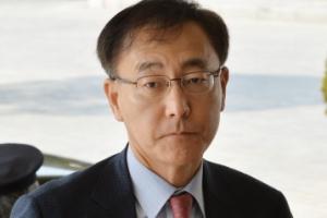 [서울포토] 출근하는 김수남 검찰총장
