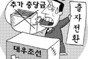 """[경제 블로그] 시중은행 """"대우조선 출자전환할 테니, 추가 충당금 안 쌓게 좀… """""""