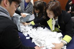 민주당 대선후보 경선 투표 결과 유출 논란…당 초비상