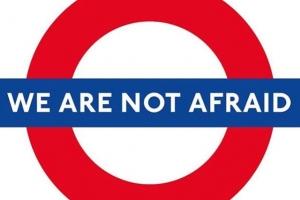 """런던 테러에 """"우리는 두렵지 않다"""" 해시태그 확산"""