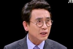 """'썰전' 유시민 """"안희정, 문재인 표창 비난은 수준 이하"""""""