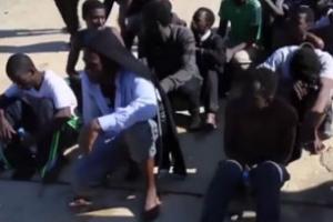 리비아 해안 난민선 좌초…아프리카 난민 250명 익사 추정