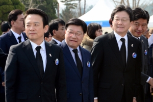 """오늘 수도권 마지막 토론… 劉 """"쐐기""""  vs  南 """"역전"""""""