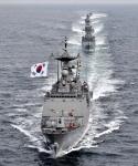 해군, 전 해역 대규모 해상…