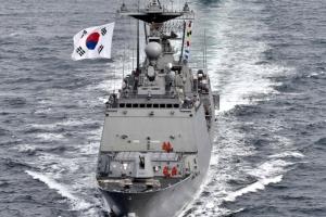 해군, 전 해역 대규모 해상훈련… 4400t급 대조영함 등 총출동