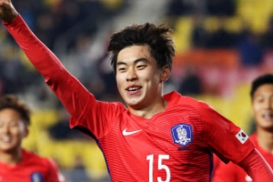 U=20 한국, 온두라스에 3-2 승…쾌조의 스타트