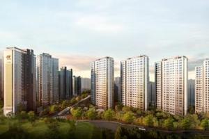 현대건설, 경기 광주 '힐스테이트 태전 2차'