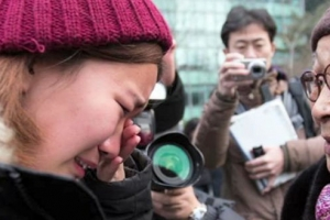 """박범계 """"'소녀상 대학생'에 징역 1년6개월? 朴은 22년 구형해야"""""""