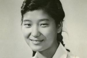 옛 사진들로 본 박근혜 전 대통령(포토)