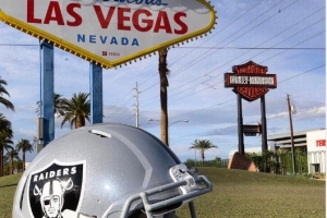 NFL 구단주들, 오클랜드 레이더스 라스베이거스로 이전 압도적 가결