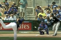 (영상) 류현진, 시범경기 첫 5이닝 소화…홈런 2방에 …