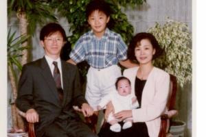 유승민 딸 유담, 어린 시절 사진 '크면서 더욱 예뻐져'